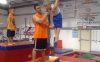 Boys' Gymnastics Classes