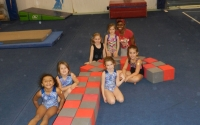 Girls' Gymnastics Classes